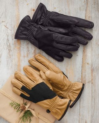SmartWool® Men's Leather Ridgeway Gloves