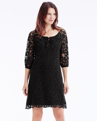 Boheme Easy Lace Dress by Garnet Hill