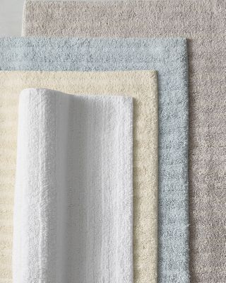 EILEEN FISHER Cotton and Linen Bath Rug