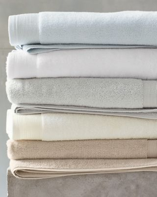 EILEEN FISHER 600-Gram Plush Organic Cotton Bath Towels