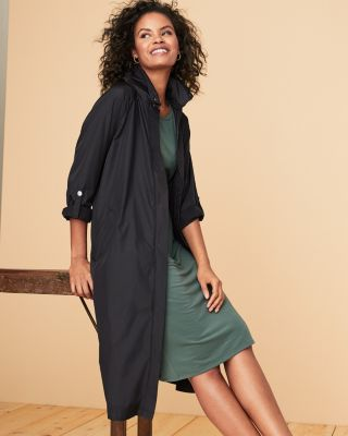 Women's Everyday Classic Trench Coat