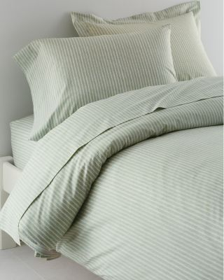 Hable Printed Percale Duvet Cover