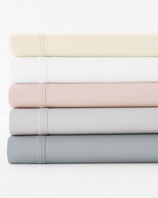 SAVE EILEEN FISHER Lustrous Organic-Cotton Sateen Bedding