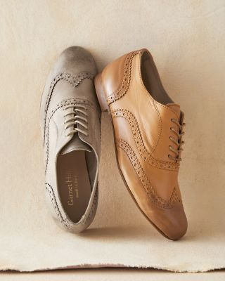 Felisa Italian Soft Women's Oxfords