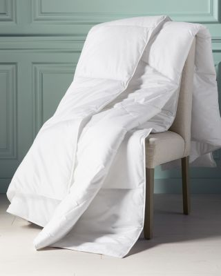 Garnet Hill Signature Down-Alternative All-Season Comforter