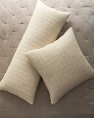 EILEEN FISHER Alpaca Textural Pillow Covers