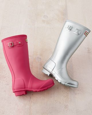 Hunter Classic Wellie Boots for Girls