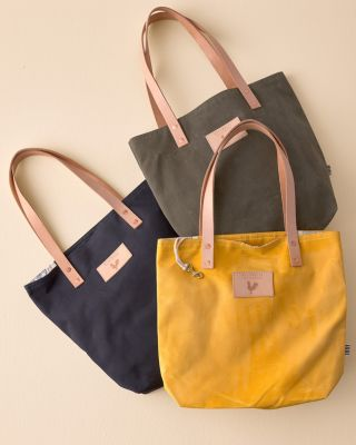 Canvas Tote by Meanwhile Back On The Farm