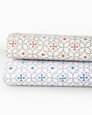 Marrakesh Organic-Cotton Percale Bedding