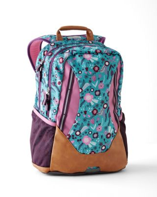 Garnet Hill Art D'Eco PVC-Free Kids Backpack