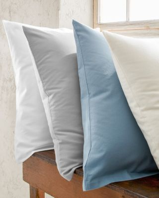 Lightweight Brushed Organic-Cotton Flannel Bedding