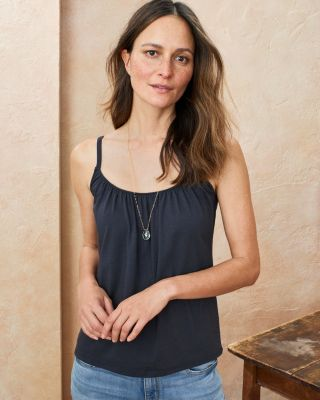 Organic Pima Cotton and TENCEL Layering Camisole