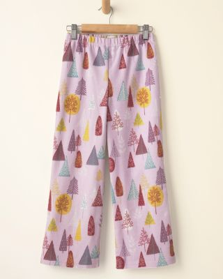 Kids' Flannel Pajama Pants By Garnet Hill