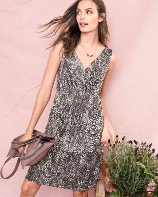 Starlet Sleeveless Knit Dress