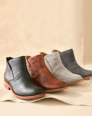 Kork-Ease Ryder Short Ankle Boots