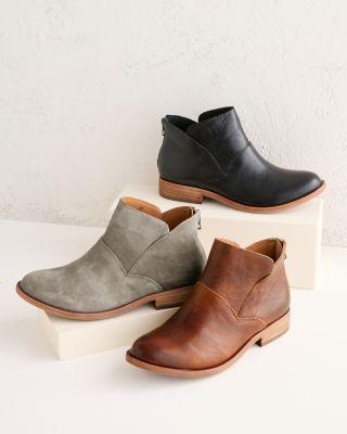 Kork-Ease Ryder Short Ankle Boots