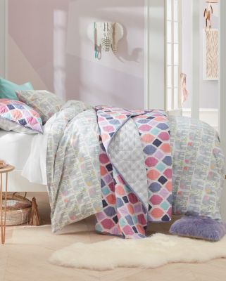 Elephants Percale Bedding