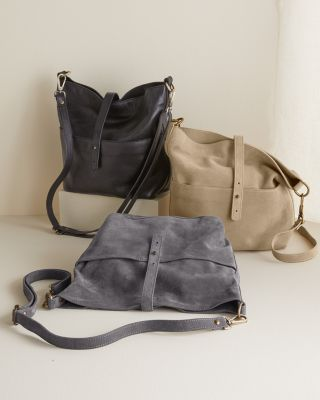 Siena Cross-Body Bucket Bag