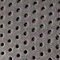 Graphite Perforated Nubuck