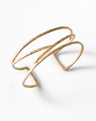 Mickey Lynn Narrow Cuff Bracelet