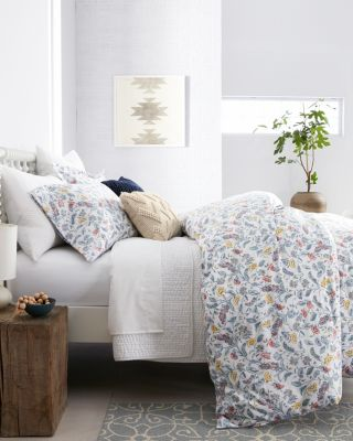 Wrinkle-Resistant Astoria Sateen Duvet Cover