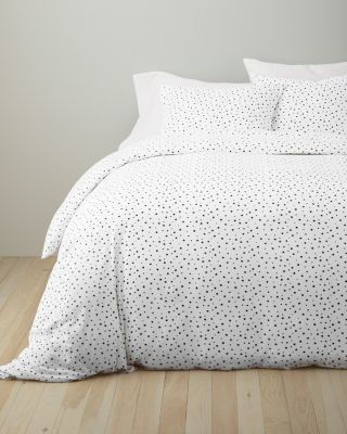 Playful Prints Jersey-Knit Duvet Cover