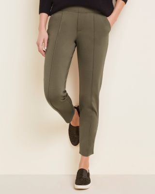 Women's Relaxed Pull-On Trousers