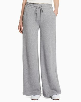 Garnet Hill Organic-Cotton Lounge Pants