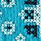 Atlantic Blue Mosaic