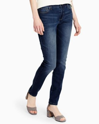 Essential Organic Cotton Slim Jeans