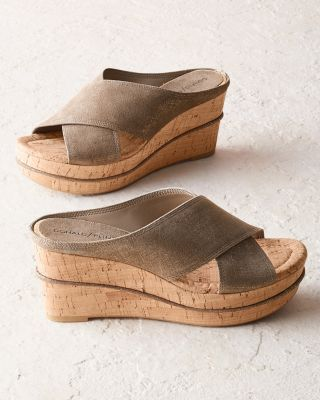 Donald Pliner Dacota Wedge Sandals