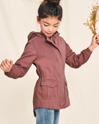 Girls' Vanessa Anorak Jacket