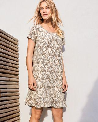 Olivia Silk Dress