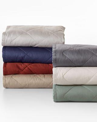 Garnet Hill Plush-Loft Pillow Cover