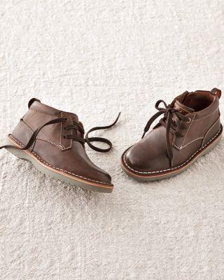 Florsheim Kids' Navigator Chukka Boots
