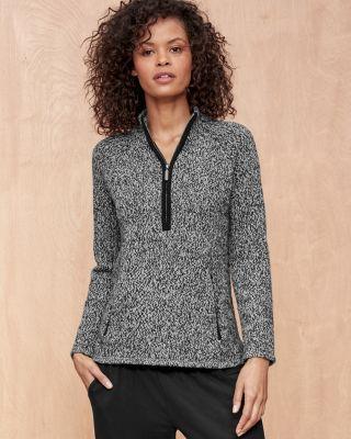 Pullover Knit Jacket