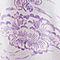 Lavender Batik Floral