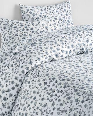 Flora Linen Duvet Cover