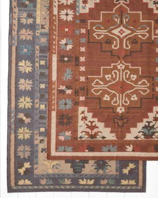Kantara Flat-Weave Wool Rug
