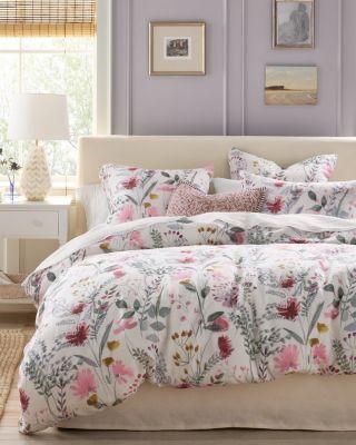 Wildflower Linen Duvet Cover and Sham
