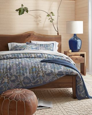 Vienne Paisley Quilt By Garnet Hill
