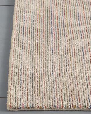 Riley Striped Wool Rug