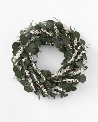 Wild Greenery Wreath