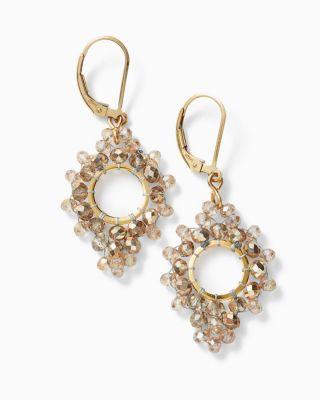 Millianna Tulah Crystal Earrings