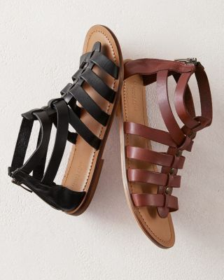 Selma Studded Gladiator Sandals