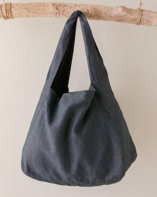 Marina Linen Tote Bag