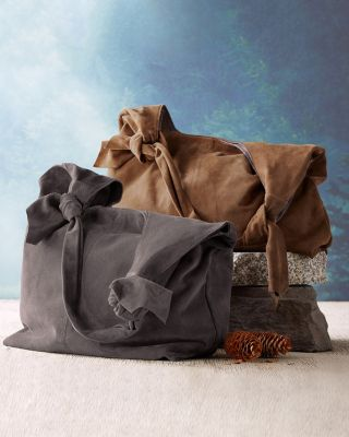 Trask Helena Slouchy Tote Bag