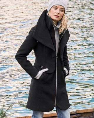 Soia and Kyo Flavie Coat