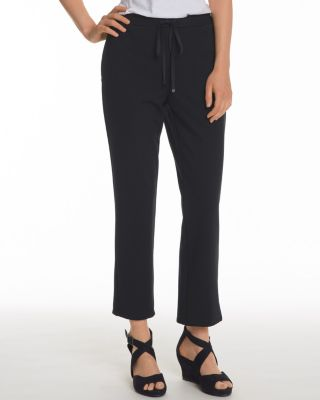 EILEEN FISHER Travel Ponte Ankle Pants Petite