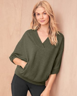 prAna Cozy-Up Pullover Sweatshirt